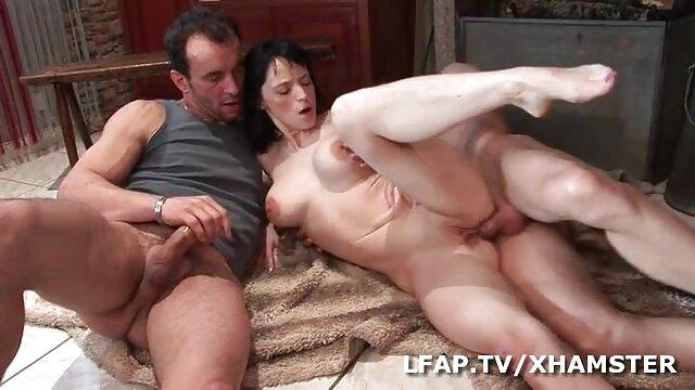 Ruso sexy chico se folla duro a una sexy peliculas xxx en español completas rubia en anal