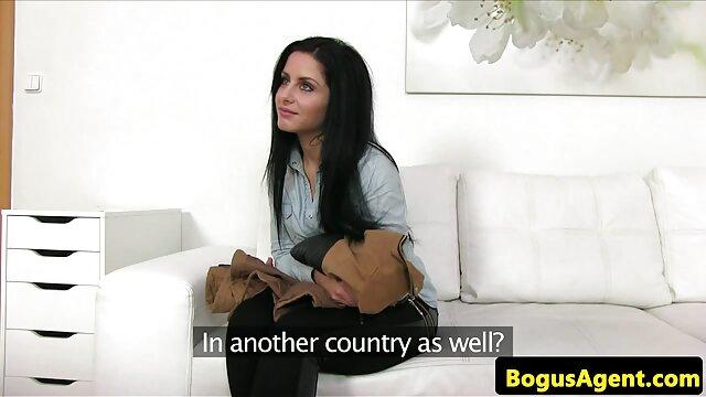 Asiático leilani follada y ver video porno en castellano lamido por negro hunky chico