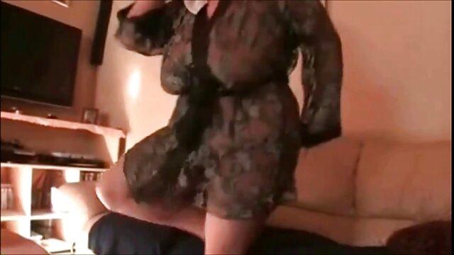 Joven pareja rusa sexy follando pornoespañol gratis anal con entusiasmo